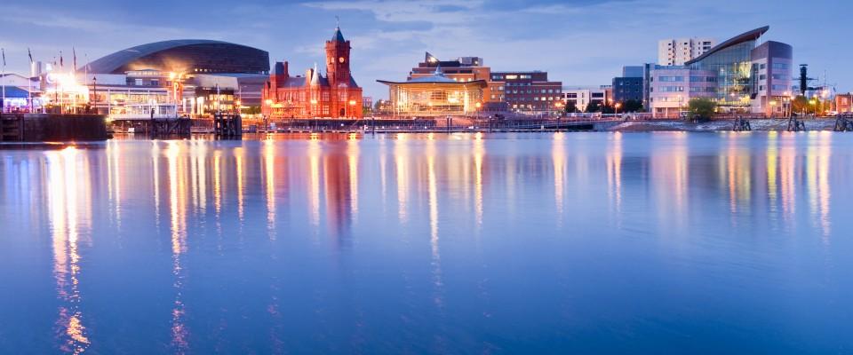 City Life Cardiff